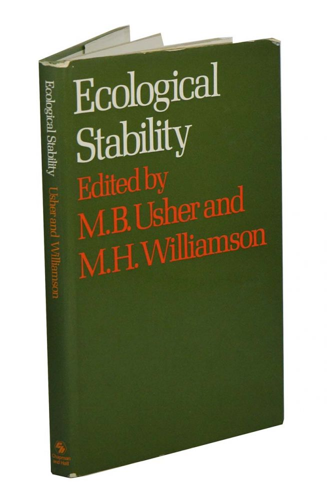 Ecological Stability. M. B. Usher, M. H. Williamson, /s.