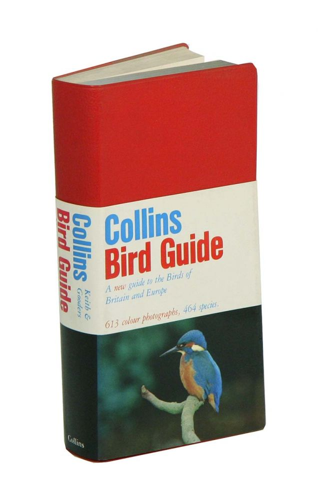 Collins bird guide: a photographic guide to the birds of Britain and Europe. Stuart Keith, John Gooders.