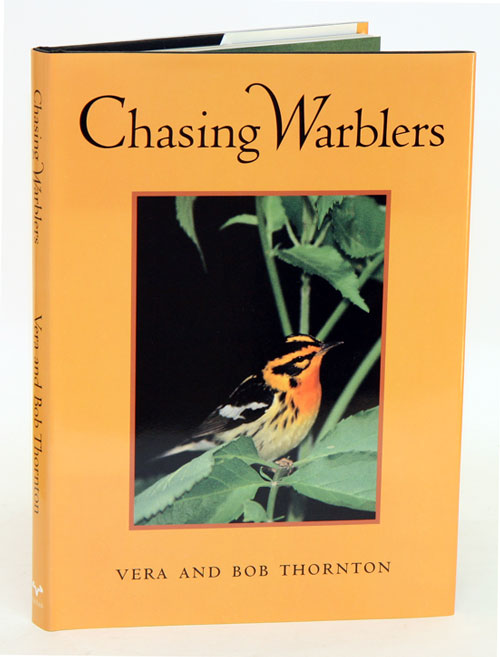 Chasing warblers. Vera and Bob Thornton.