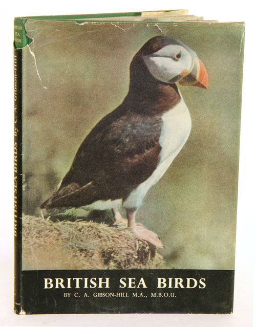 British sea birds. C. A. Gibson-Hill.