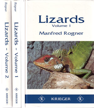 Lizards [two volumes]. Manfred Rogner.