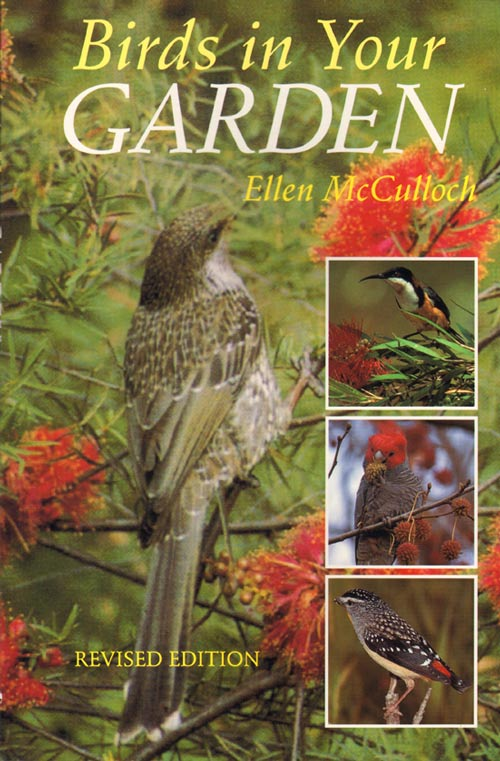 Birds in your garden by Ellen M  McCulloch on Andrew Isles Natural History  Books