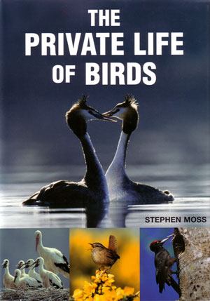 The private life of birds. Stephen Moss.