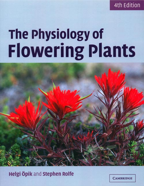 The physiology of flowering plants. Helgi Opik.