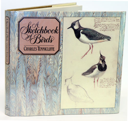 A sketchbook of birds. C. F. Tunnicliffe.