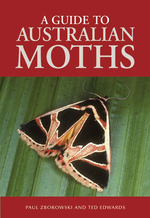 A guide to Australian moths. Paul Zborowski, Ted Edwards.