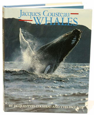 Whales. Jacques Cousteau, Yves Paccalet.