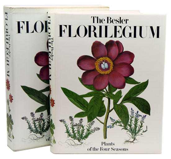 The Besler florilegium: plants of the four seasons. Introduction and commentaries on the, Gerard G. Aymonin, Introduction, commentaries on the.