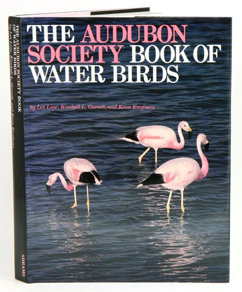 The Audubon Society book of water birds. Les Line.