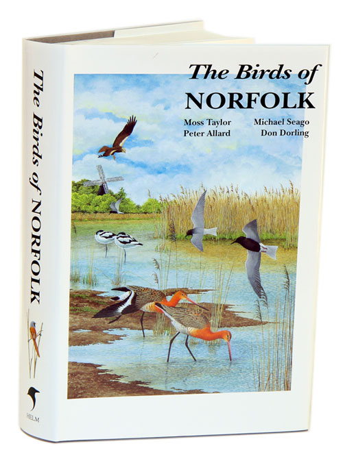 The birds of Norfolk. Moss Taylor.