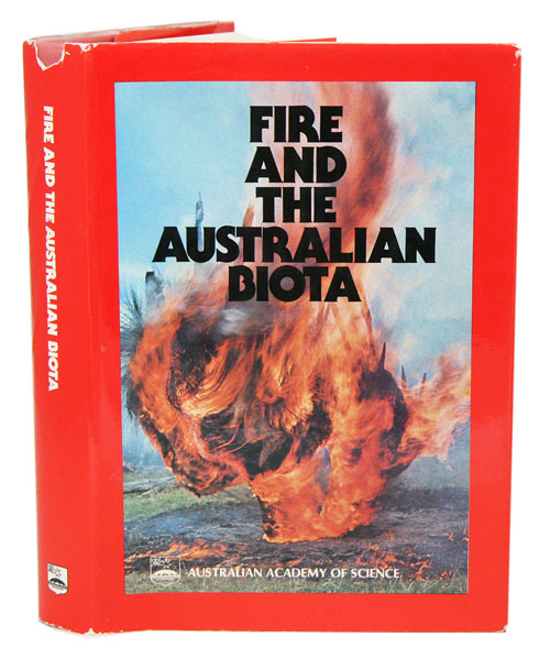 Fire and the Australian biota. A. M. Gill.