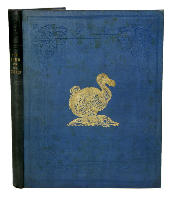 The dodo and kindred allies. H. E. Strickland, A. G. Melville.