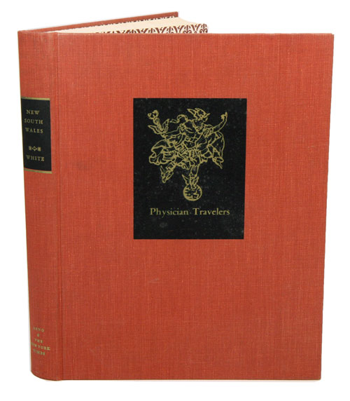 Journal of a voyage to New South Wales, with sixty five plates of non descript animals, birds, lizards, serpents, curious cones of trees and other natural productions [facsimile]. John White.
