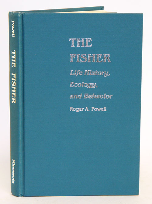 The Fisher: life history, ecology, and behavior. Roger A. Powell.
