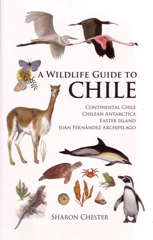 A wildlife guide to Chile. Sharon R. Chester.