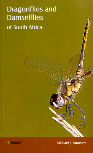 Dragonflies and Damselflies of South Africa. Michael J. Samways.