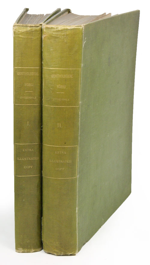 The ornithological works of Arthur, ninth Marquis of Tweedale, reprinted from the originals by the desire of his widow. Together with a biographical sketch of the author by William Howard Russell. For private circulation. Robert G. Wardlaw Ramsay.