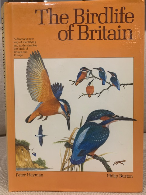 The birdlife of Britain: a dramatic new way of identifying and understanding the birds of Britain and Europe. Philip Burton.