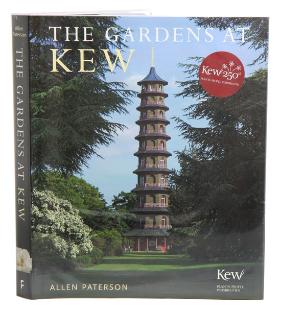 The gardens at Kew. Allen Paterson.