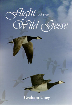 Flight of the wild geese. Graham Uney.