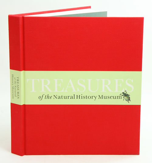 Treasures of the Natural History Museum. Vicky Paterson.