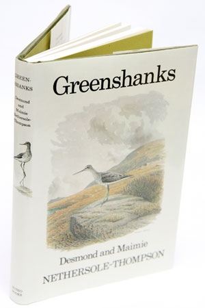 Greenshanks. Desmond Nethersole-Thompson, Maimie, Nethersole-Thompson.