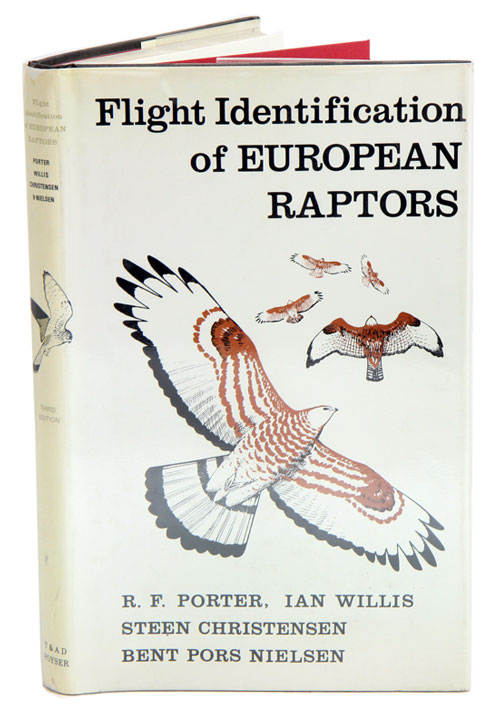 Flight identification of European raptors. R. F. Porter.