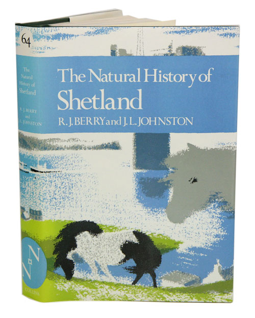 The natural history of Shetland. R. J. Berry.