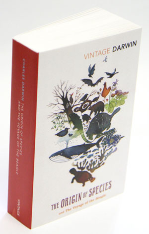 The Origin of Species and the Voyage of the Beagle. Charles Darwin.