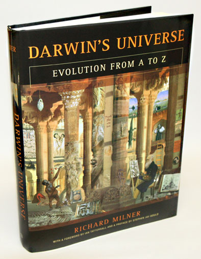 Darwin's universe: evolution from A to Z. Richard Milner.
