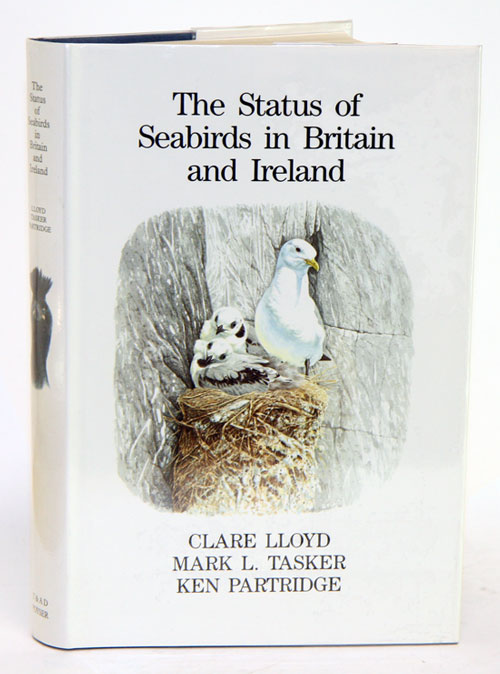 The status of seabirds in Britain and Europe. Clare Lloyd.