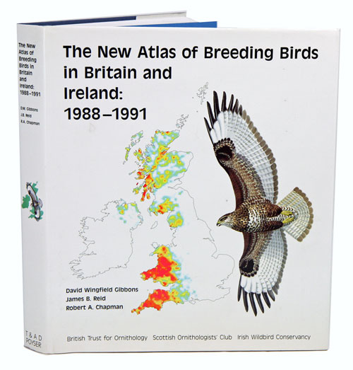 The new atlas of breeding birds in Britain and Ireland: 1988-1991. David Wingfield Gibbons, compilers.