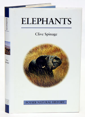 Elephants. Clive Spinage.