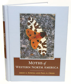 Moths of western North America. Jerry A. Powell, Paul A. Opler.