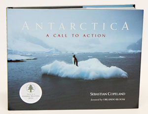 Antarctica: a call to action. Sebastian Copeland.
