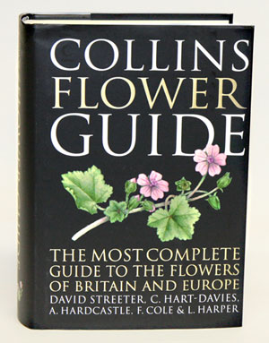 Collins flower guide. David Streeter, Ian Garrard.