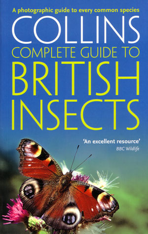 Collins complete guide to British insects: a photographic guide to every common species. Michael Chinery.