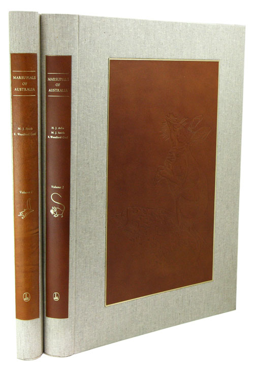 Marsupials of Australia, volumes one and two. Meredith J. Smith.