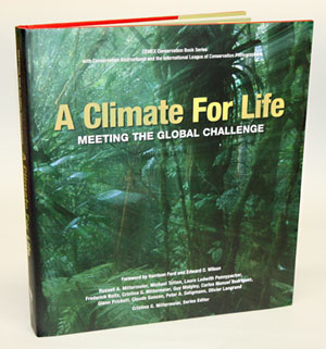 A climate for life: meeting the global challenge. Russell A. Mittermeier.
