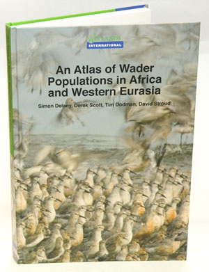 An atlas of wader populations in Africa and western Eurasia. Simon Delany, David Stroud, Tim Dodman, Derek Scott.
