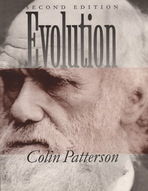 Evolution. Colin Patterson.