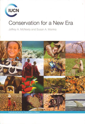 Conservation for a new era. Jeffrey A. McNeely, Susan A. Mainka.