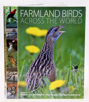 Farmland birds across the world. Woulter van der Weijden.