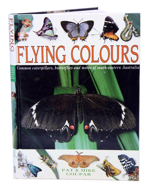Flying colours: common caterpillars, butterflies and moths of south-eastern Australia. Pat Coupar, Mike, Coupar.