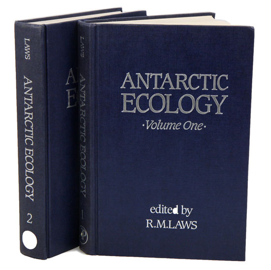 Antarctic ecology. R. M. Laws.