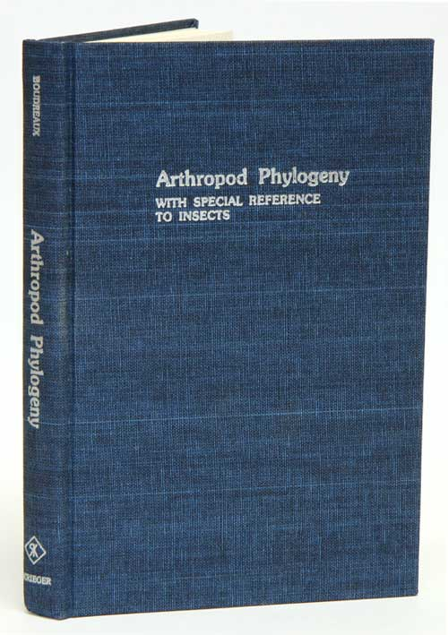 Arthropod phylogeny with special reference to insects. H. Bruce Boudreaux.