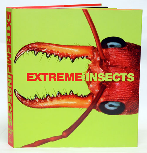 Extreme insects. Richard A. Jones.
