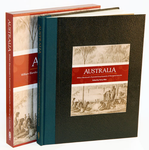 Australia: William Blandowski's illustrated encyclopaedia of Aboriginal life. Harry Allen.