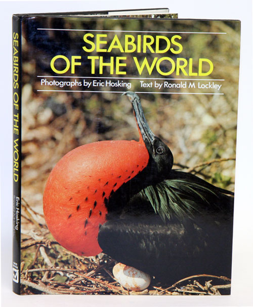 Seabirds of the world. Eric Hosking, Ronald M. Lockley.