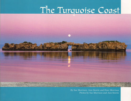 The turquoise coast. Sue Morrison.